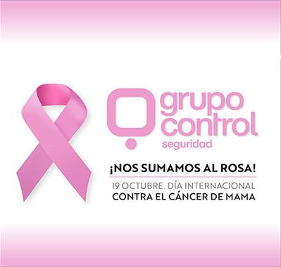 Día Contra el Cáncer de Mama en Grupo Control