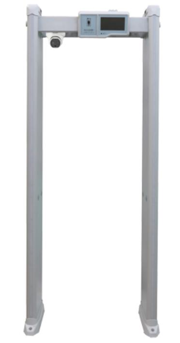 Arco detector de metales y temperatur