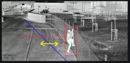 Detección en espacios abiertos