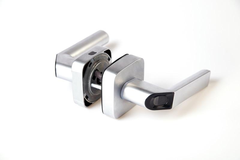 cerradura y llave inteligente de seguridad