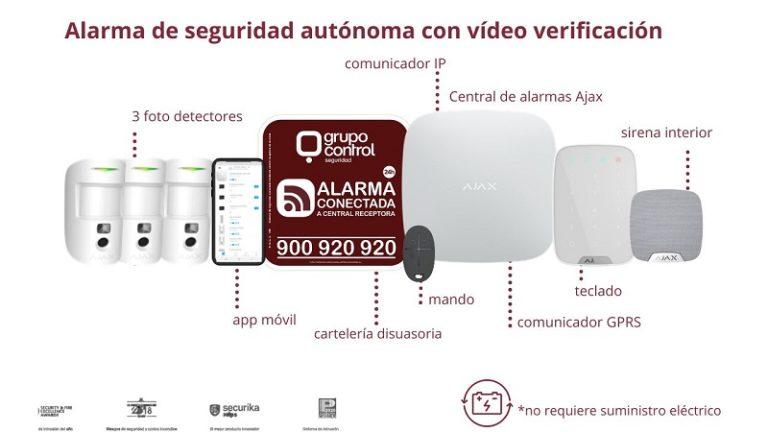 nuevo kit de videovigilancia para hogar